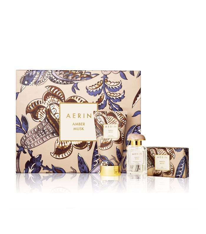 Aerin Amber Musk perfume gift set