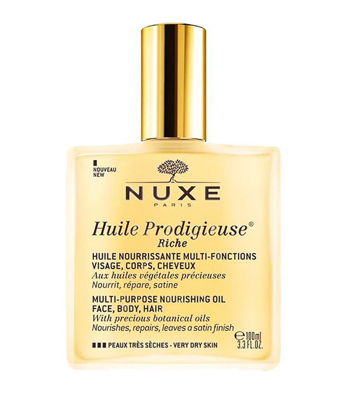 Nuxe huile prodigieuse riche review