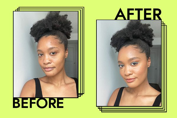 Too Faced Born This Way Foundation Results on Khera Alexander