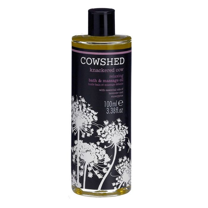 Cowshed Knackered Cow Relaxing Bath and Body Oil