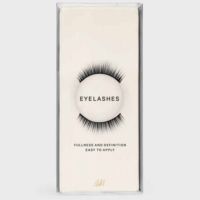 Best False Eyelashes: H&M False Eyelashes in Headturner