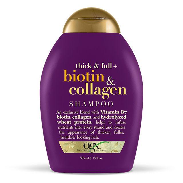 OGX Biotin & Collagen Extra Strength Shampoo