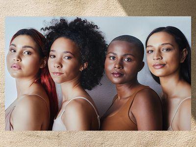 diverse group of models