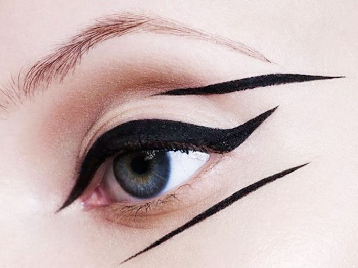 The History of Eyeliner Styles