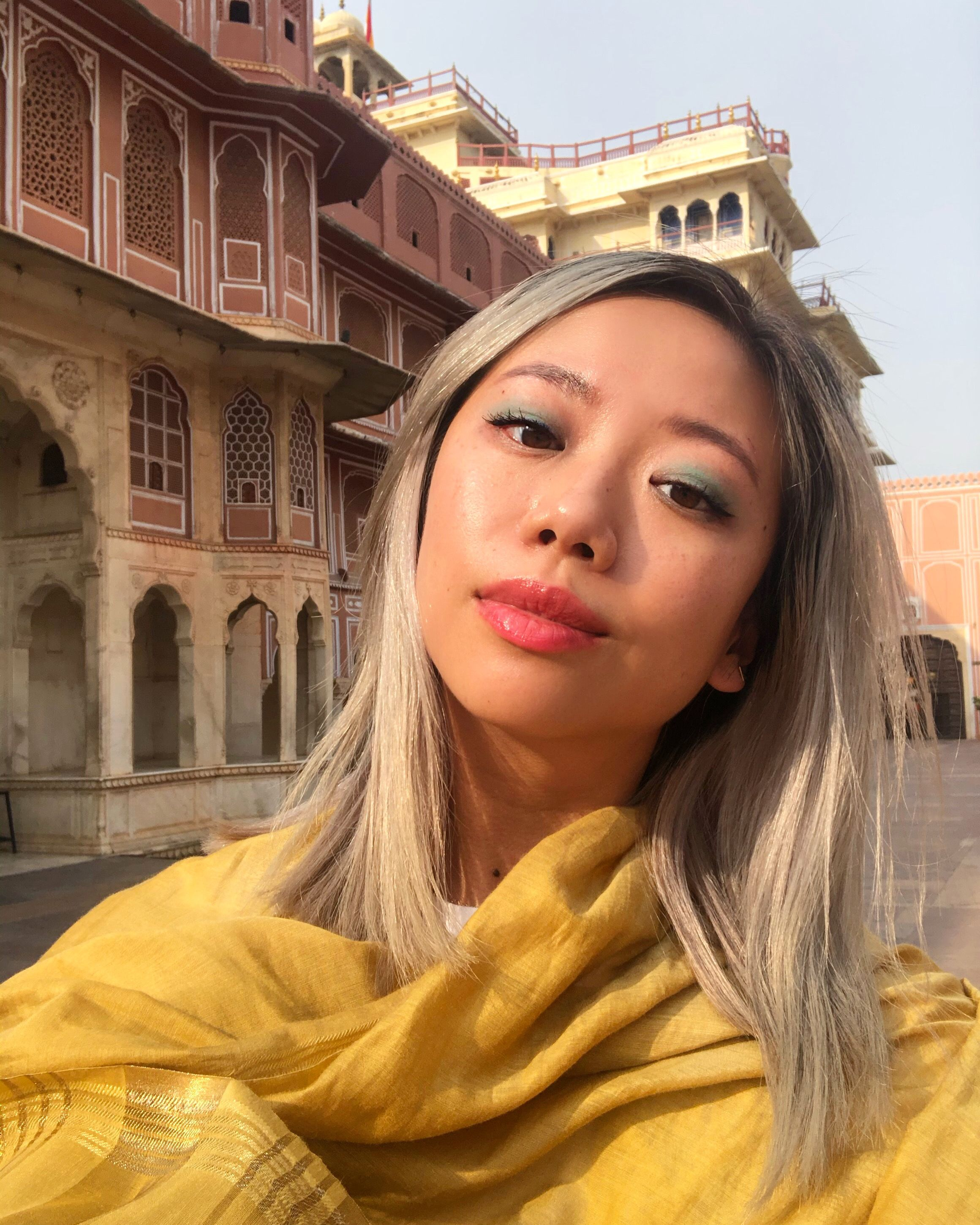 I Traveled to Jaipur to Discover the Centuries-Old Secret Indian Women Use for Long, Shiny Hair