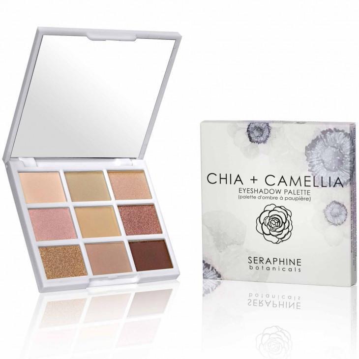 Chia + Camellia Eyeshadow Palette