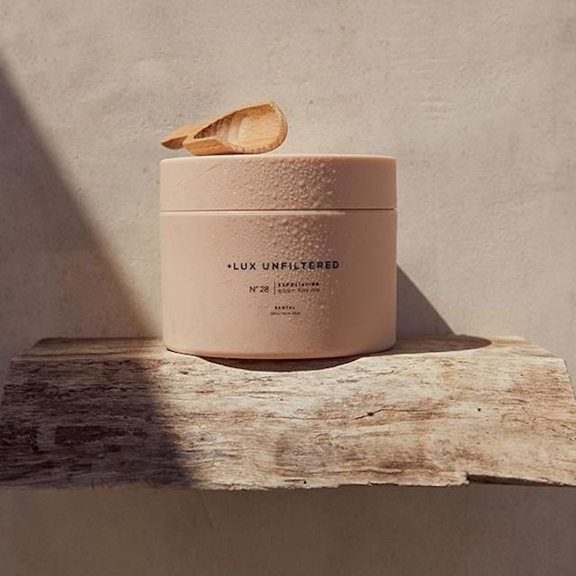Lux Unfiltered Body Polish