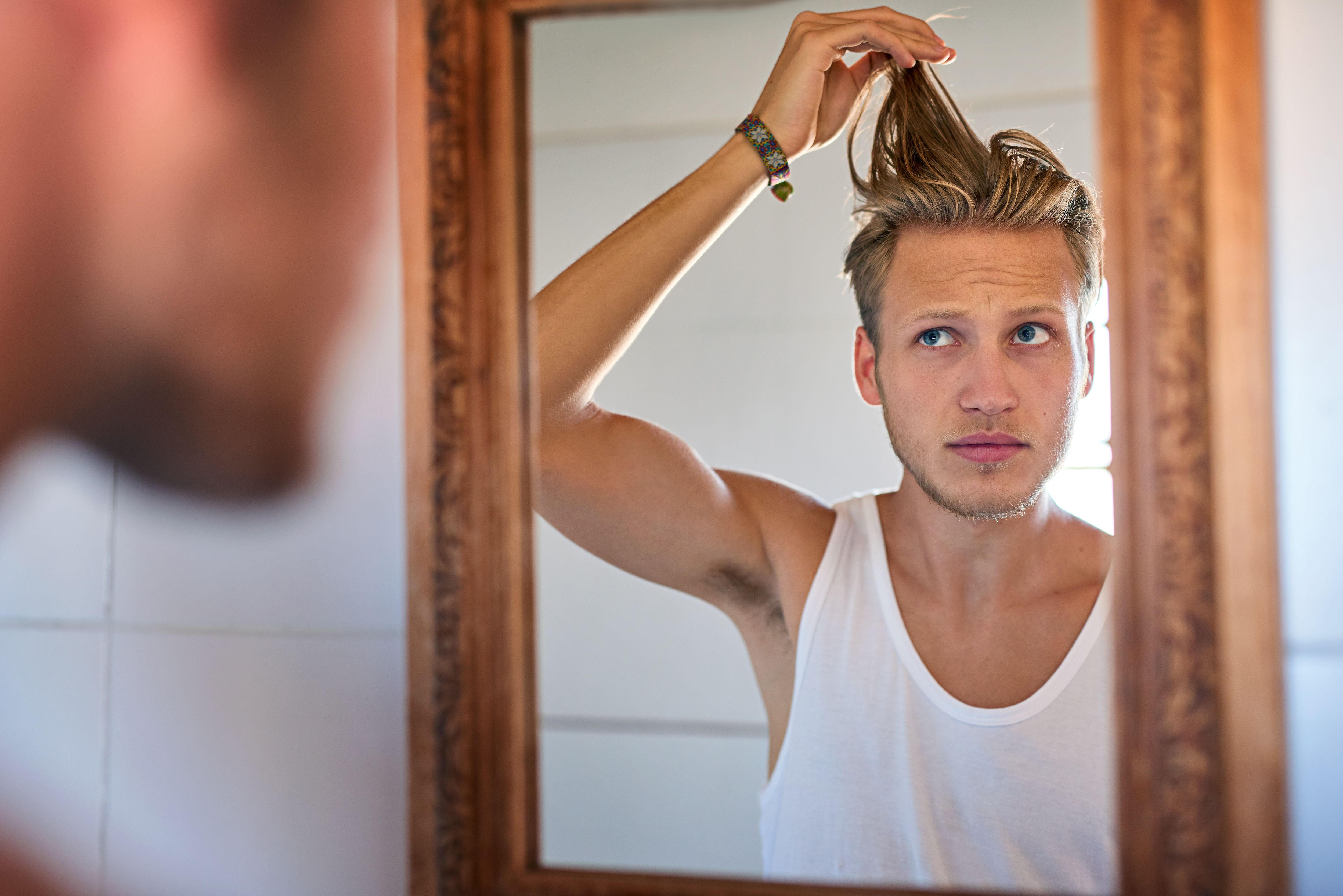 The Best Dry Hair Treatments For Men