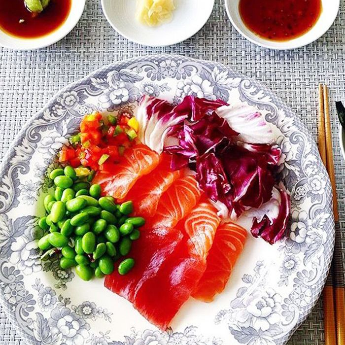 healthy-sushi-supper