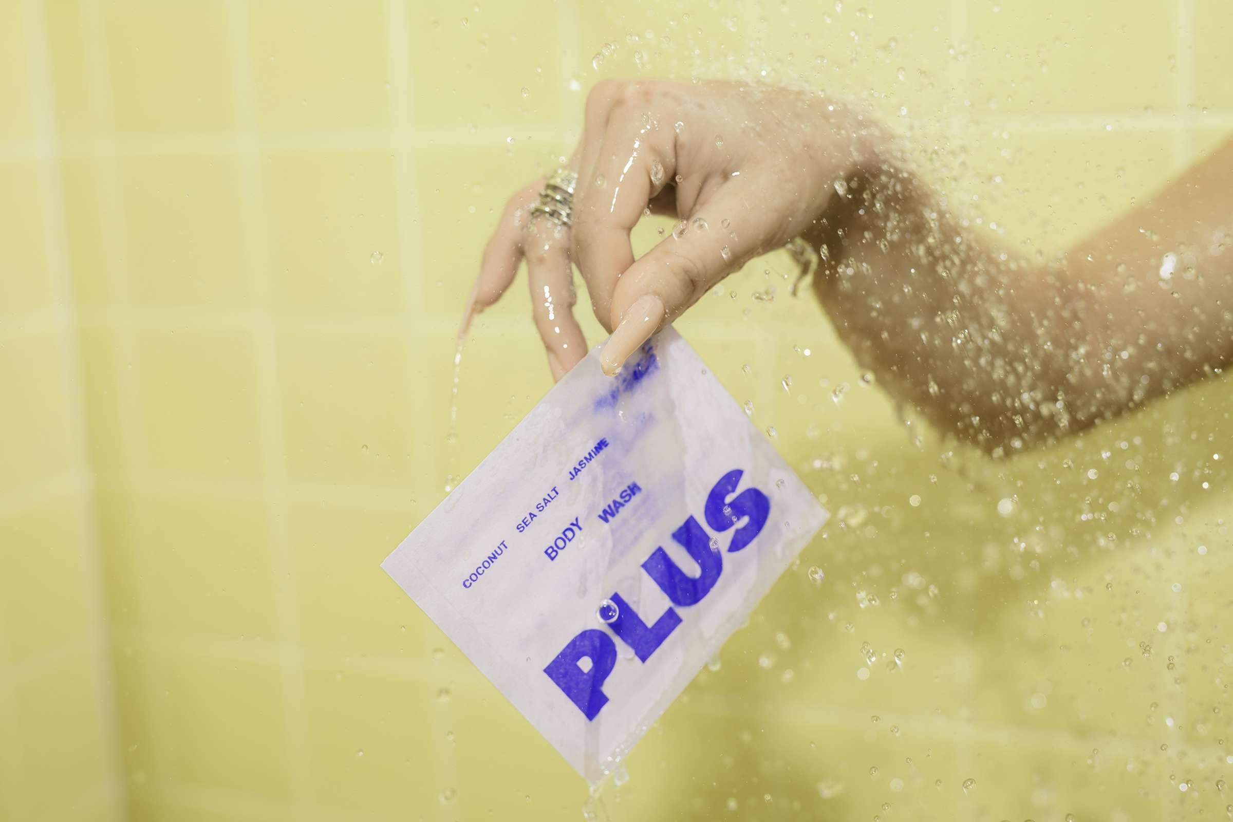 Plus Body Wash Shower