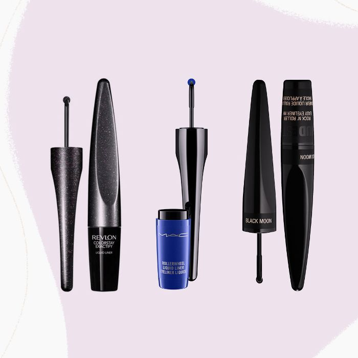 Different types of eyeliner rollers