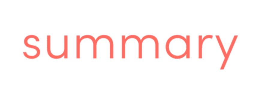 summary logo