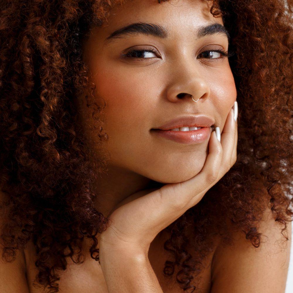 fresh face portrait