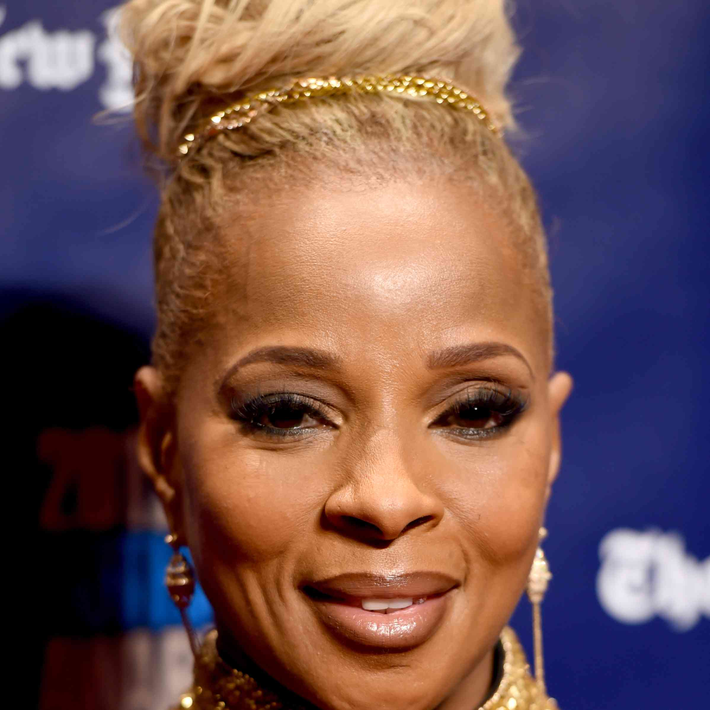 Mary J Blige at IFP's 27th Annual Gotham Independent Film Awards - Red Carpet