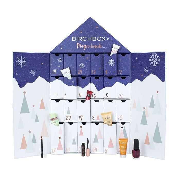 beauty advent calendar 2018: Birchbox Advent Calendar