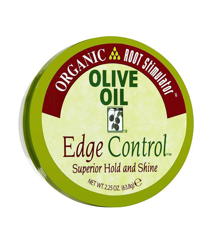 Olive Oil Edge Control - Natural Haircare Routine