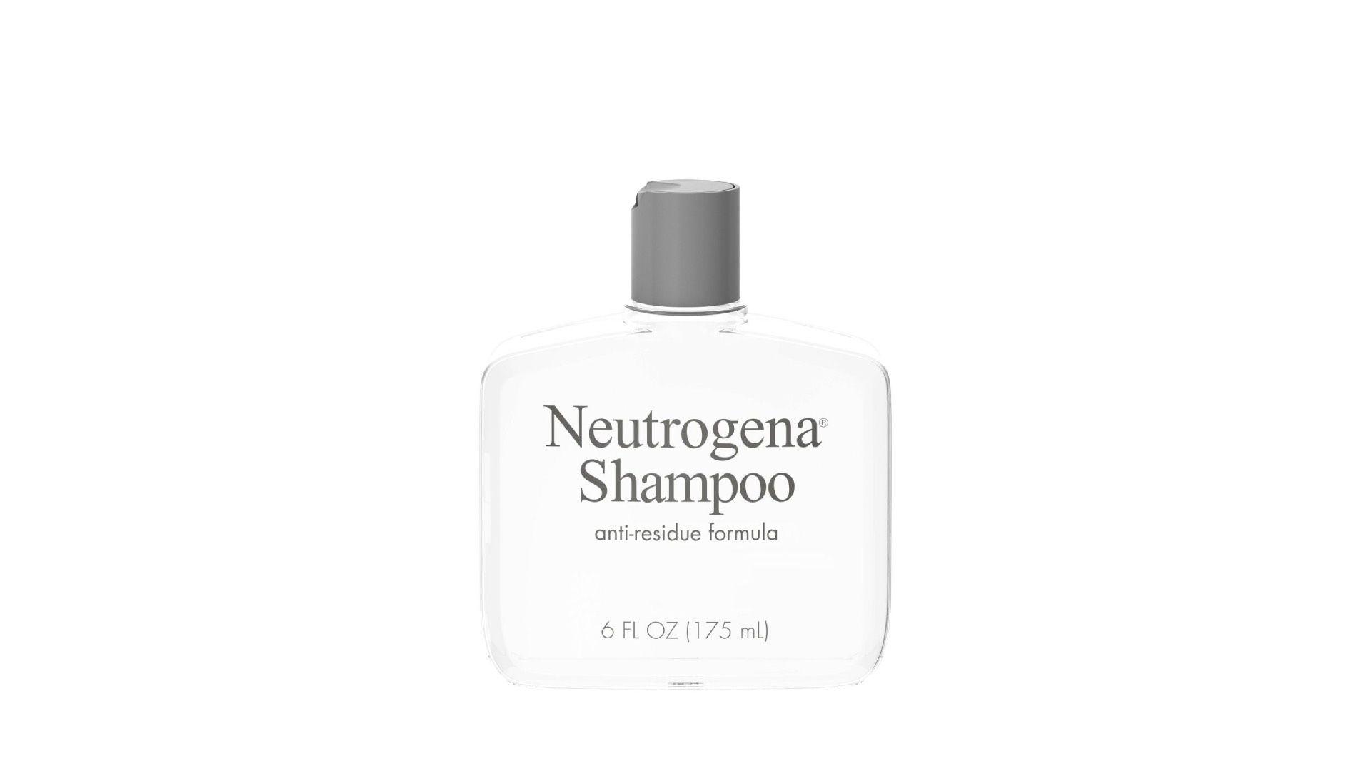 Neurtogena anti-residue shampoo