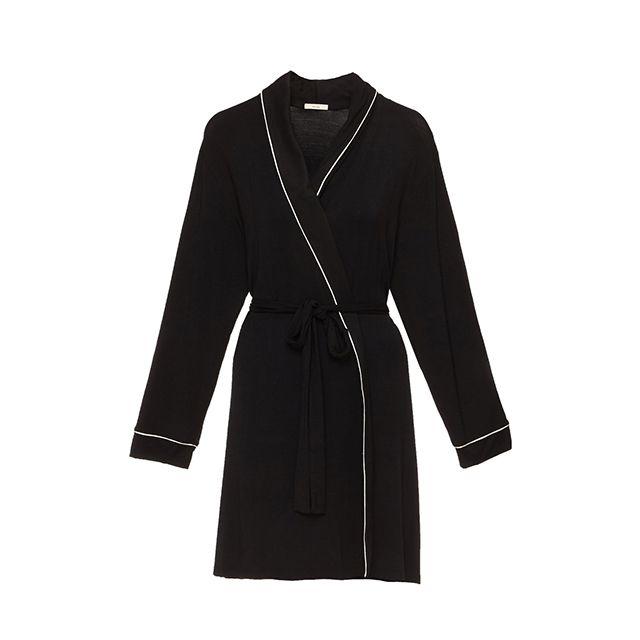 Eberjey Gisele The Tuxedo Robe