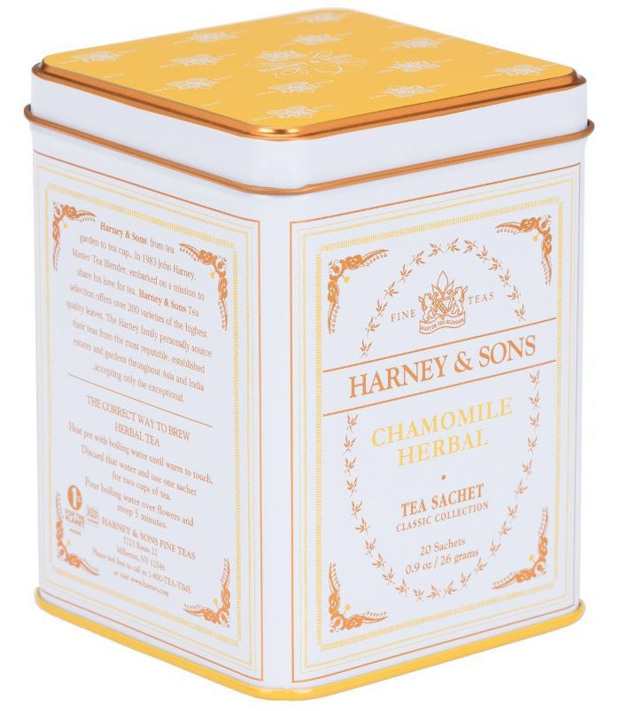 Harney & Sons Chamomile Herbal Tea