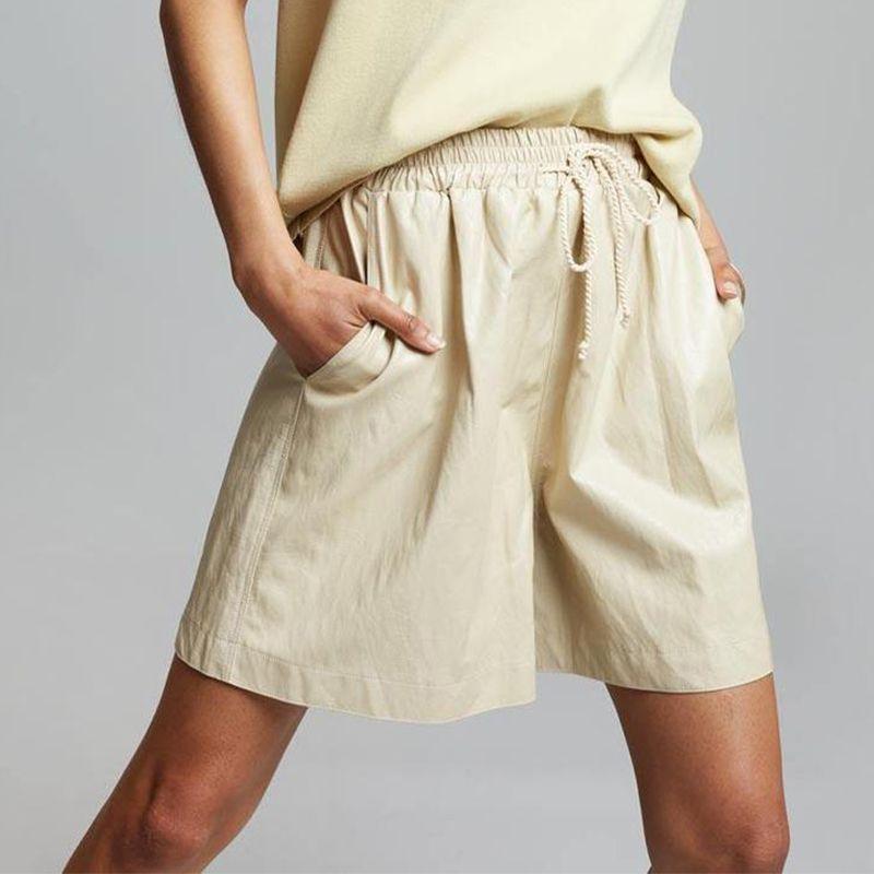 Tuva Crinkle Shorts