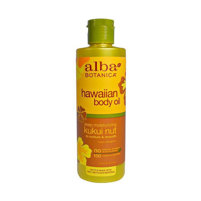 Alba Botanica Hawaiian Body Oil