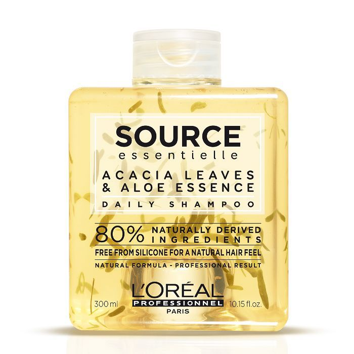eco-friendly packaging: L'Oréal Professionnel Source Essentielle Delicate Shampoo