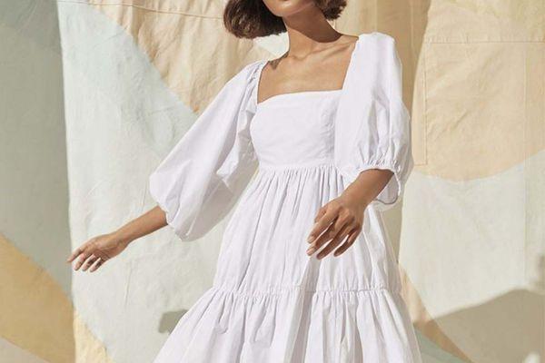 Sip Sip Dress ($425)