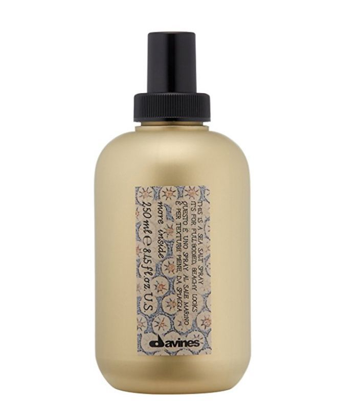 best eco-friendly hair products: Davines This Is Sea Salt Spray