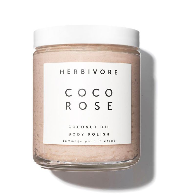 How To Exfoliate Correctly: Herbivore Coco Rose Body Polish