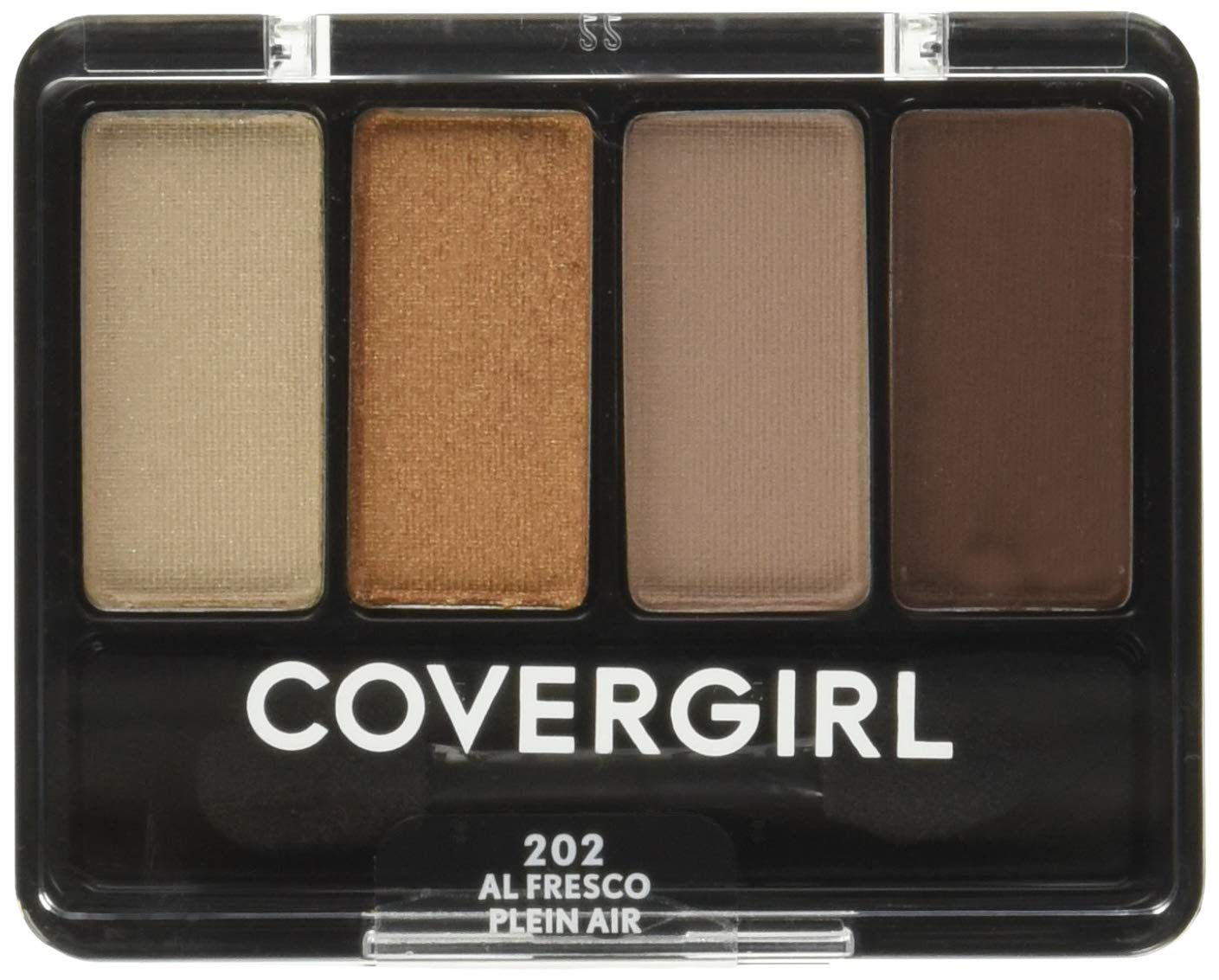 CoverGirl Eye Enhancers 4Kit Eyeshadow Palette in Al Fresco 202