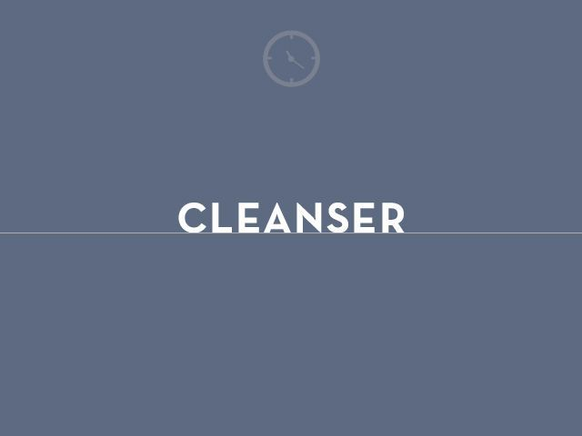 cleanser graphic