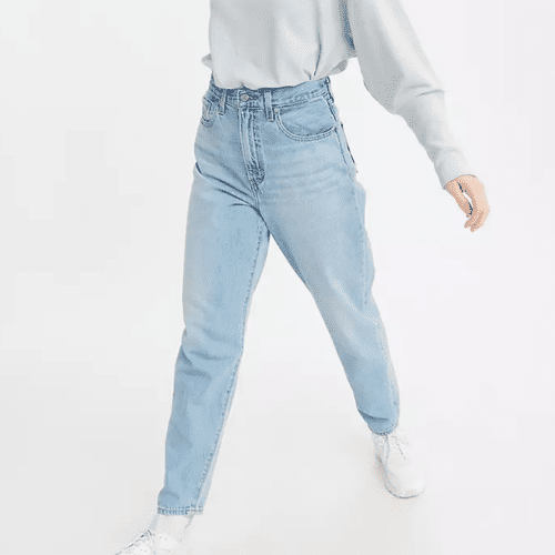 Levi's High Loose Taper Fit Jeans
