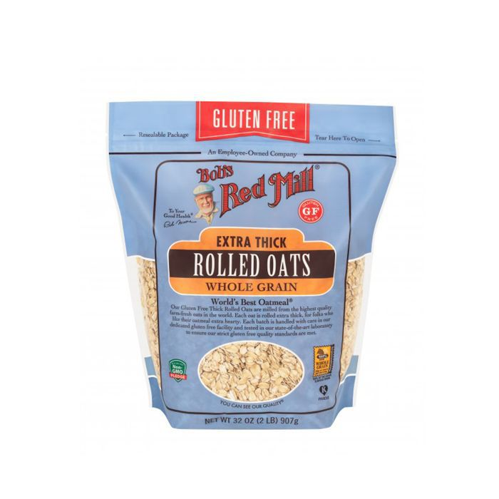 Bob's Red Mill Gluten Free Thick Rolled Oats