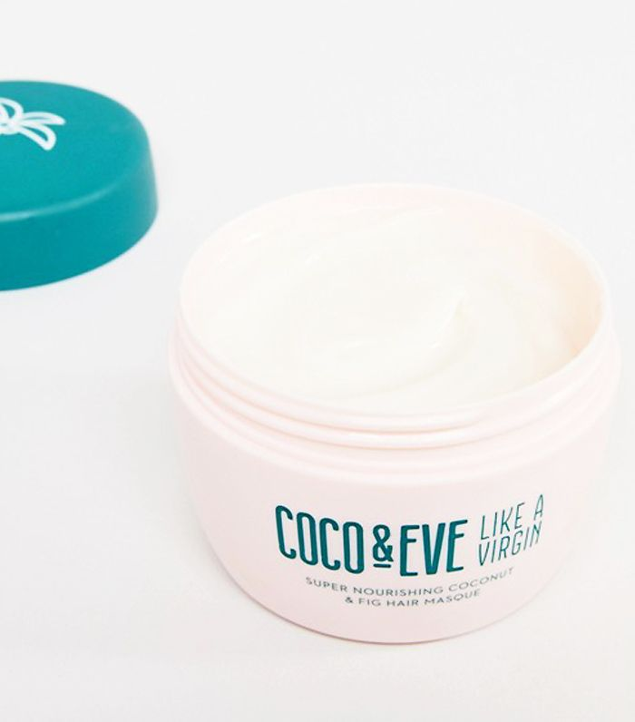 best beauty brands asos: Coco & Eve Like A Virgin Super Nourishing Coconut & Fig Hair Masque
