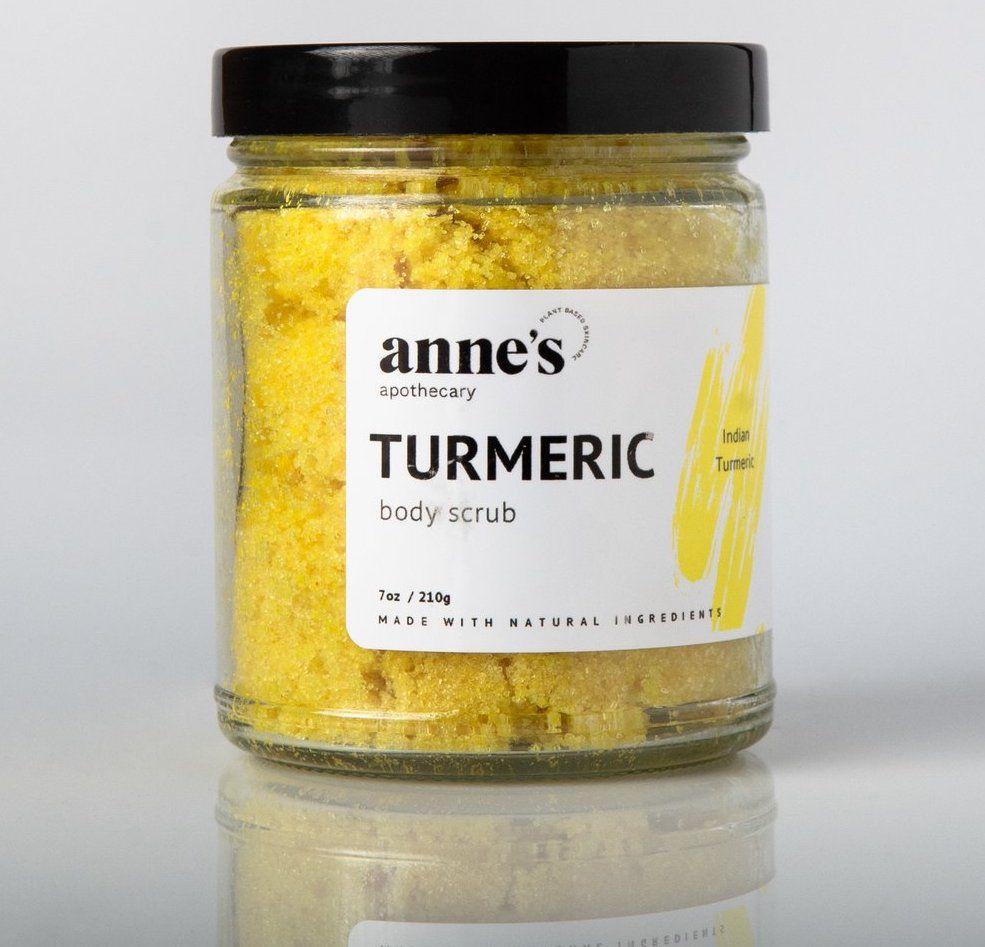 Anne's Apothecary Turmeric Body Scrub