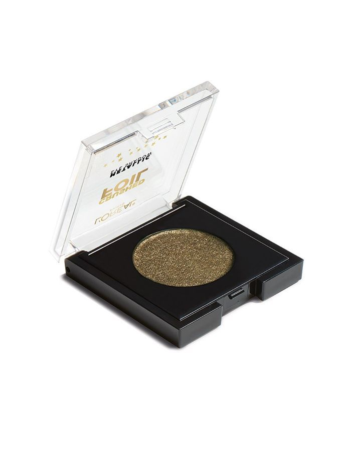 L'Oreal Paris Crushed Foils Metallic Glitter Eyeshadow