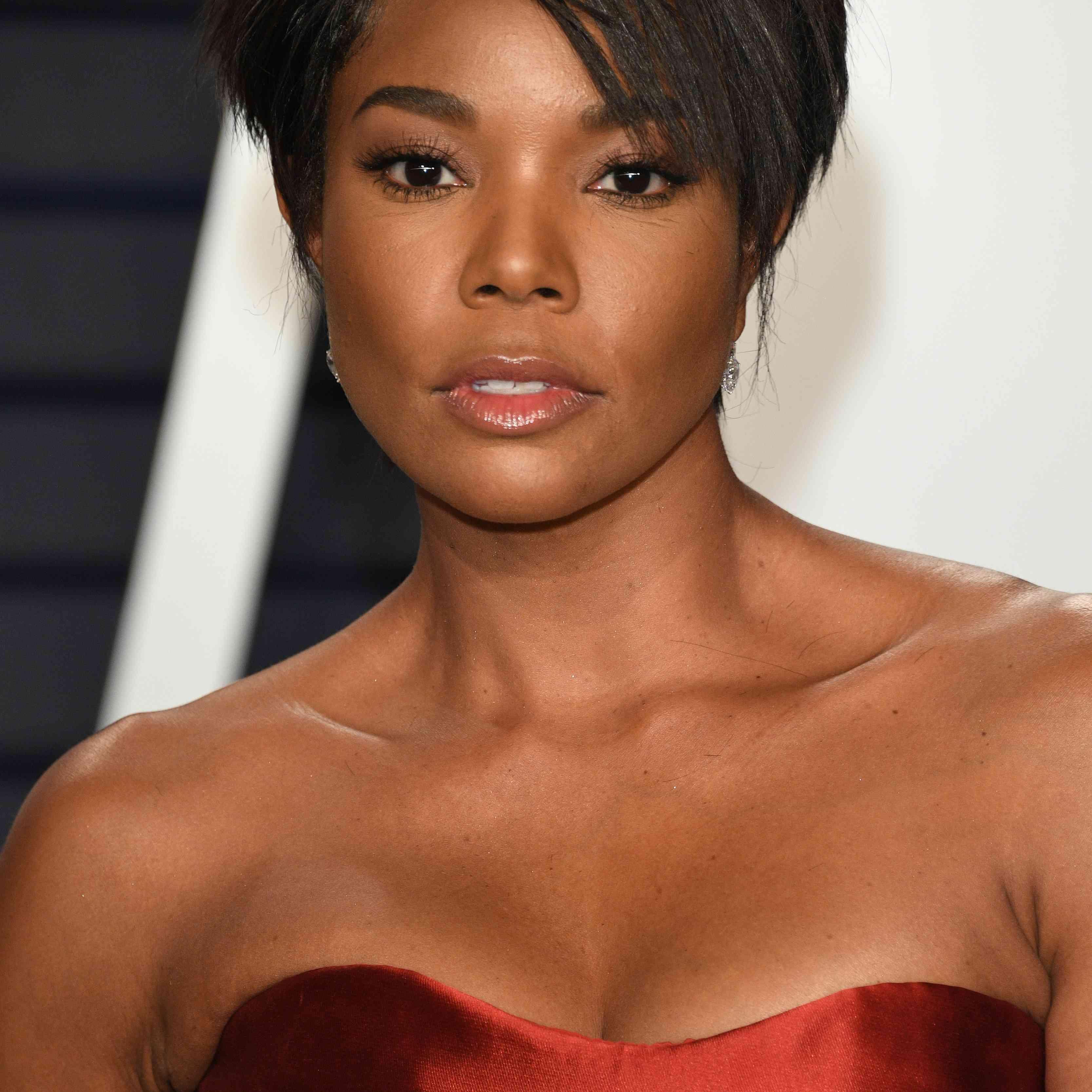 Gabrielle Union 2019 Vanity Fair Oscar Party Hosted By Radhika Jones - Arrivals