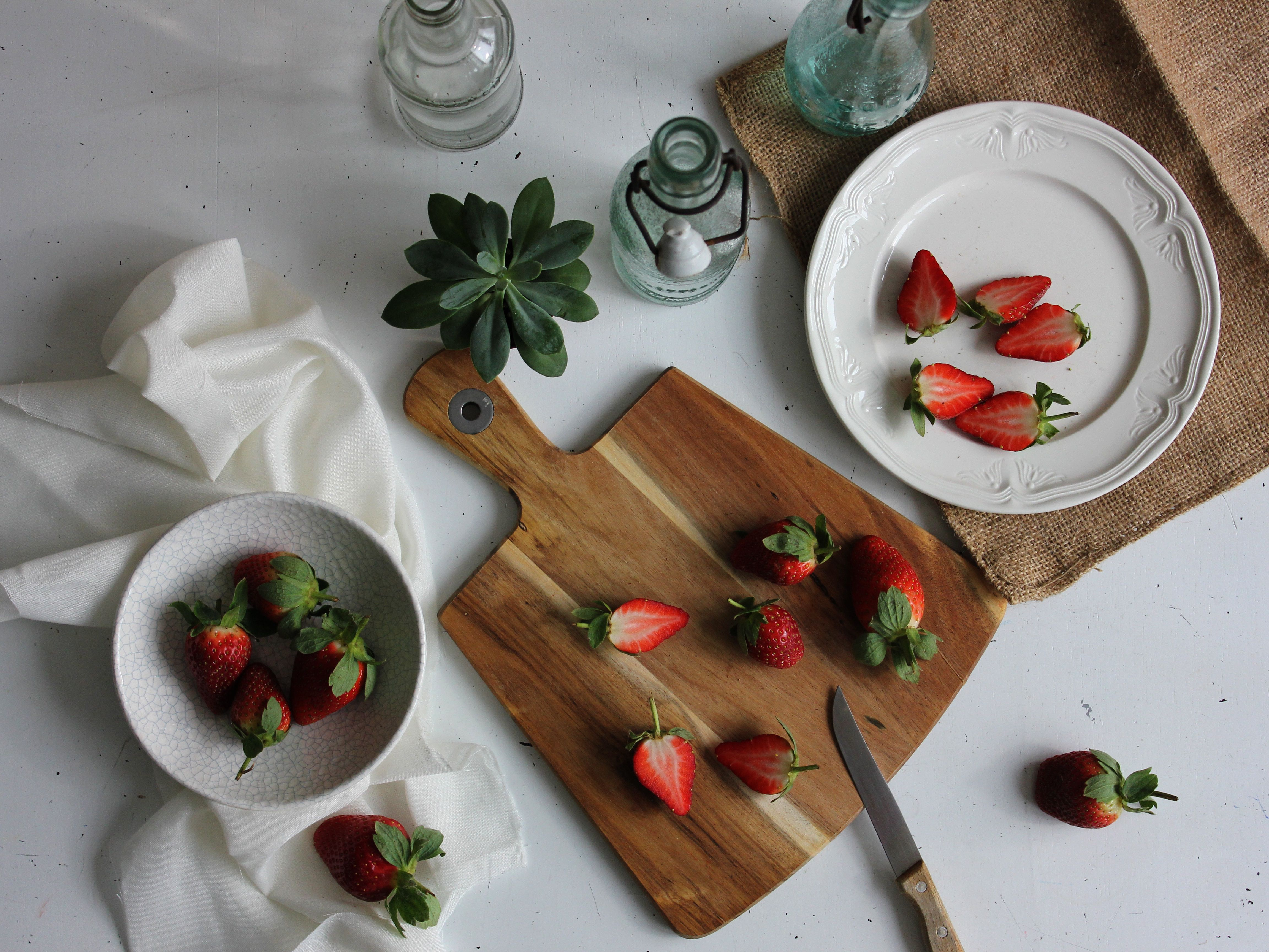 Diy Strawberry Face Mask Recipes