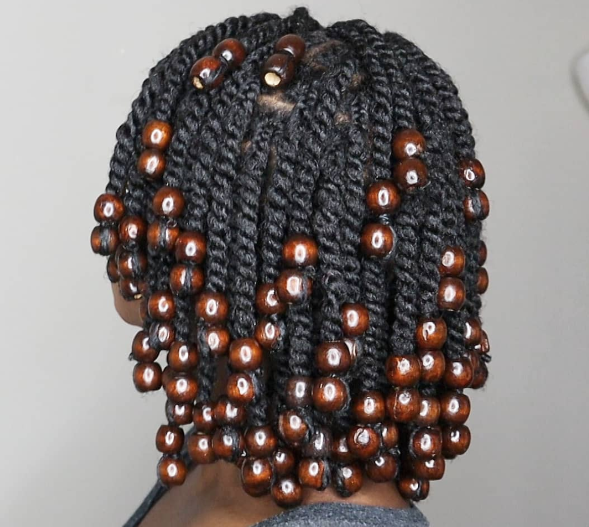 30 Low Maintenance Twist Hairstyles To Try