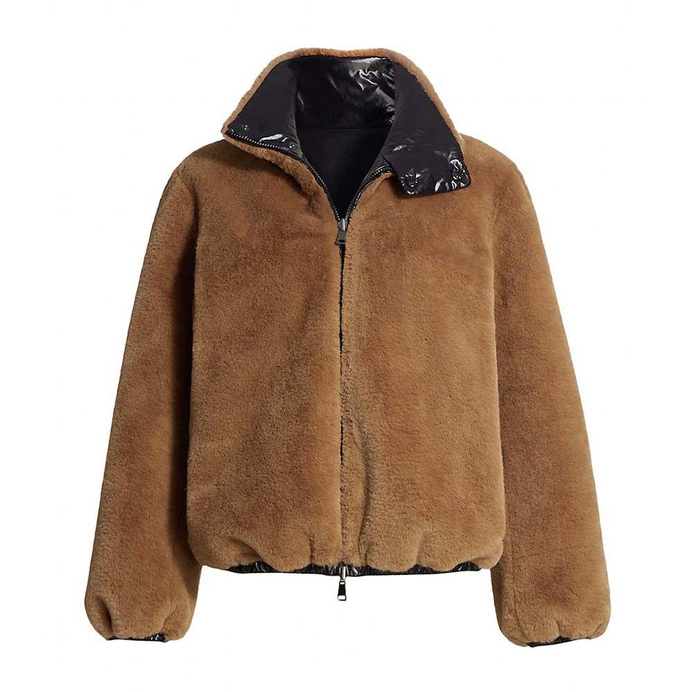 Adoxe Reversible Fleece & Nylon Jacket