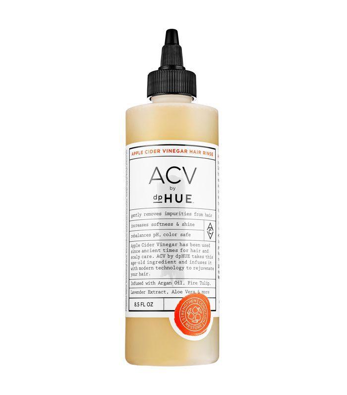 vinegar for hair: dpHUE ACV Hair Rinse