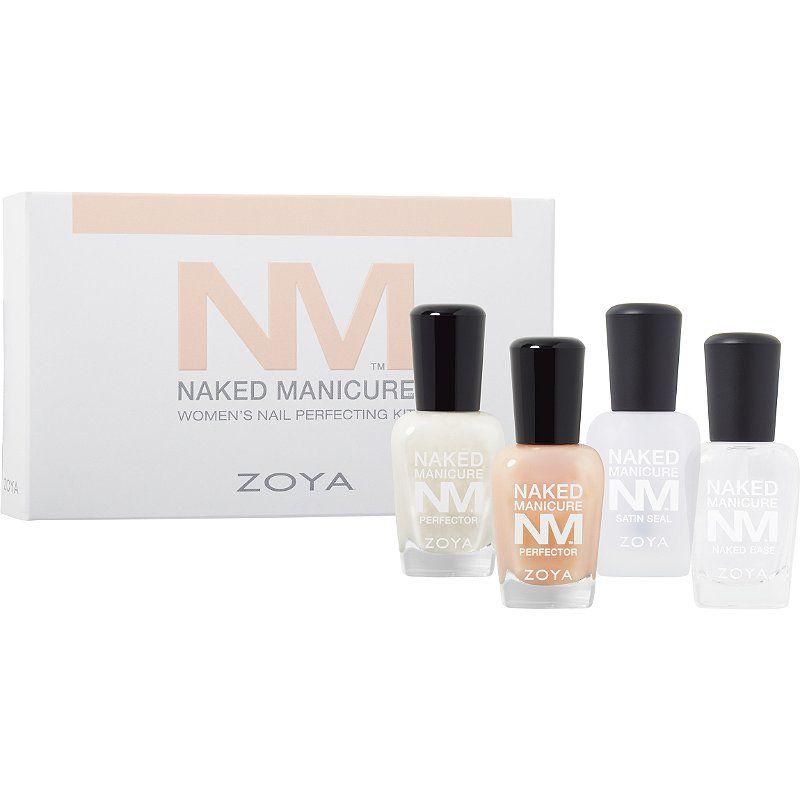Zoya Naked Manicure Women's Starter Kit