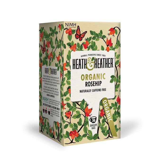 Heath & Heather Organic Rosehip