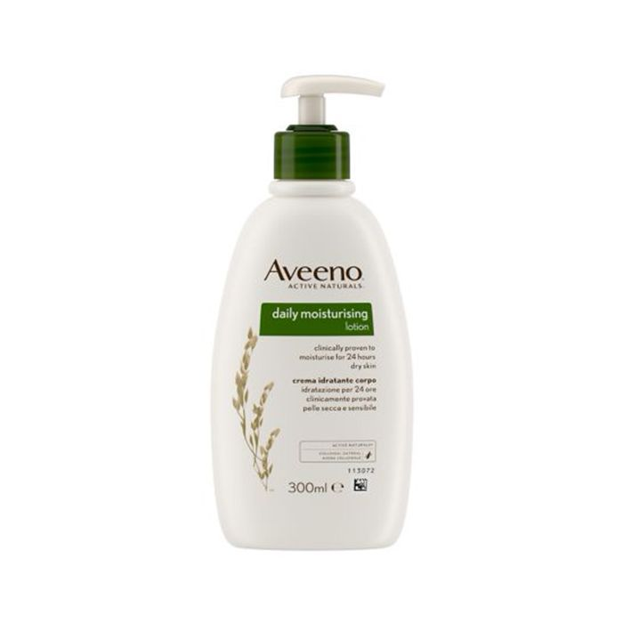 best drugstore beauty buys: Aveeno Daily Moisturising Lotion