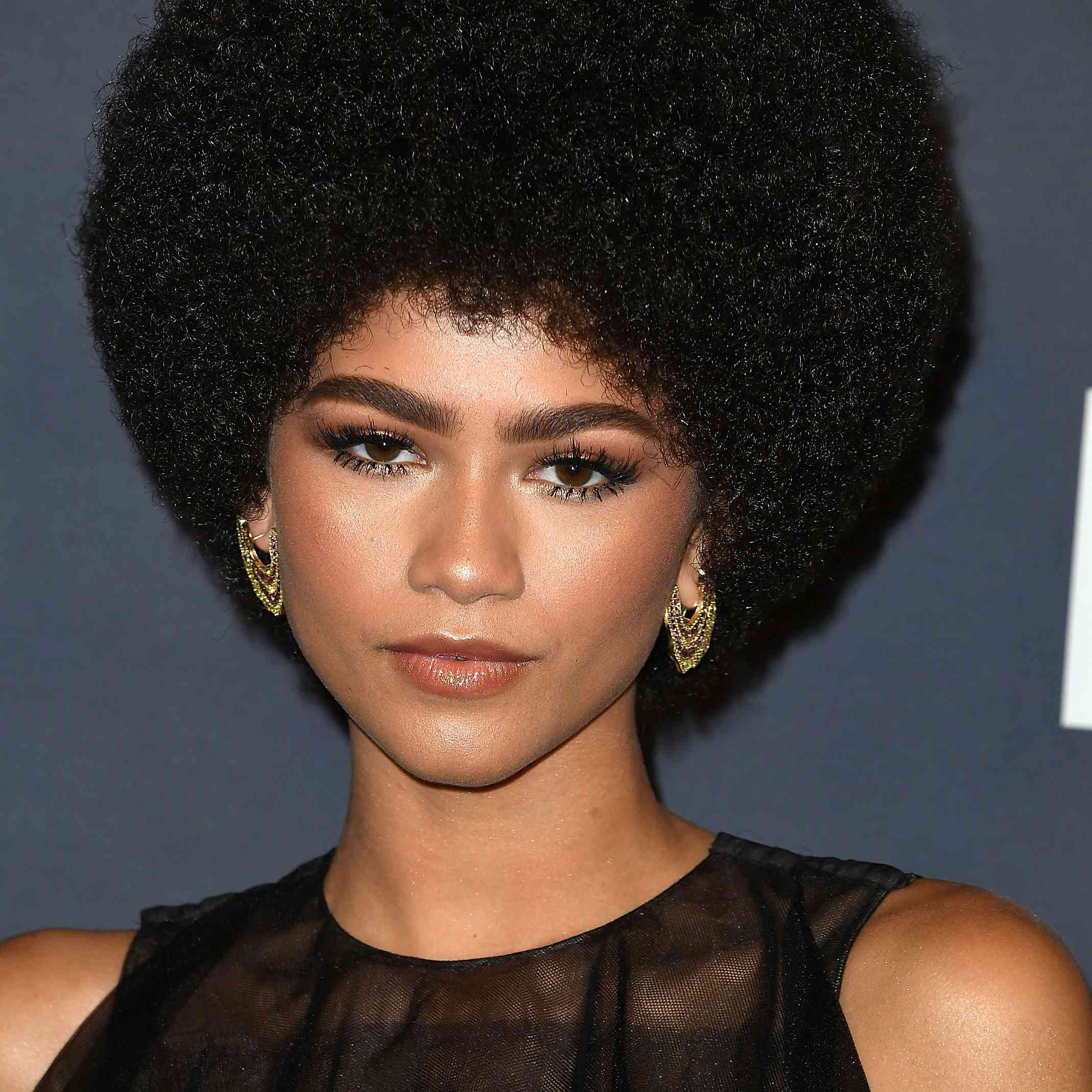 Zendaya 3rd Annual InStyle Awards - Arrivals
