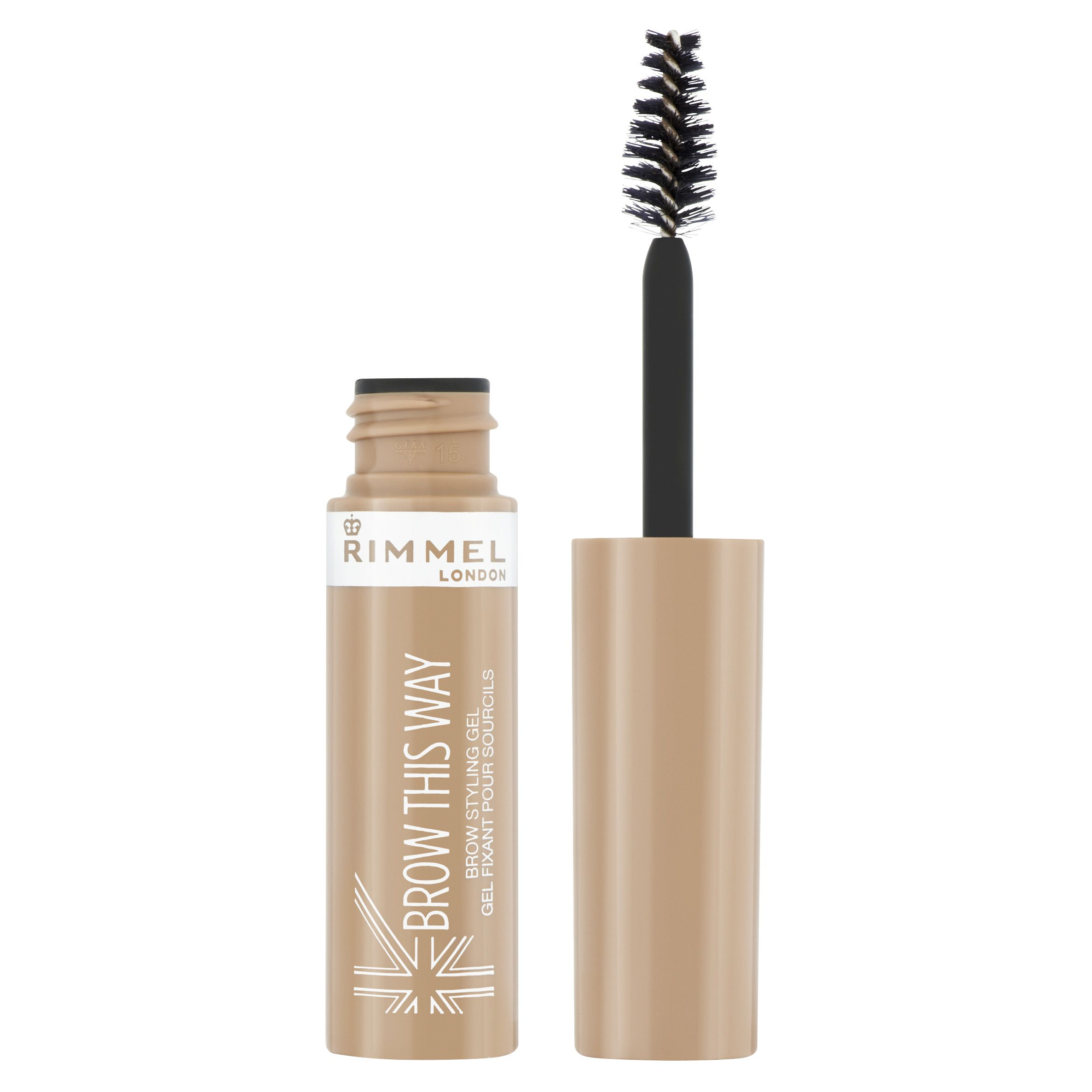 Rimmel London Brow This Way Brow Styling Gel