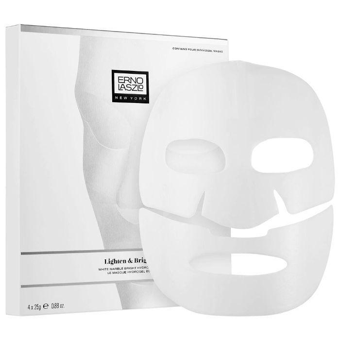 White Marble Bright Hydrogel Mask 1 x 0.88 oz/ 25 g