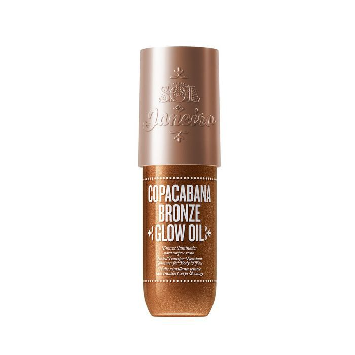 Glow Oils Copacabana Bronze 2.5 oz/ 75 mL