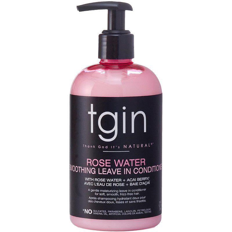 TGIN Rosewater Leave In Conditioner