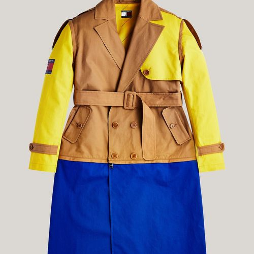 Tommy x Romeo Dual Gender It's Just a Trench Combo Jacket